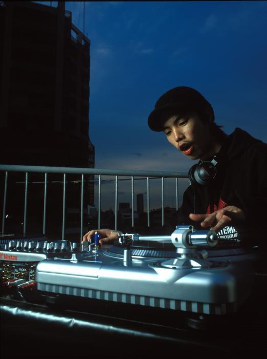 DJ JIF ROCK