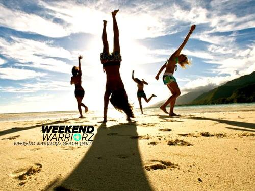 WEEKEND WARRIORZ BEACH Vol.1