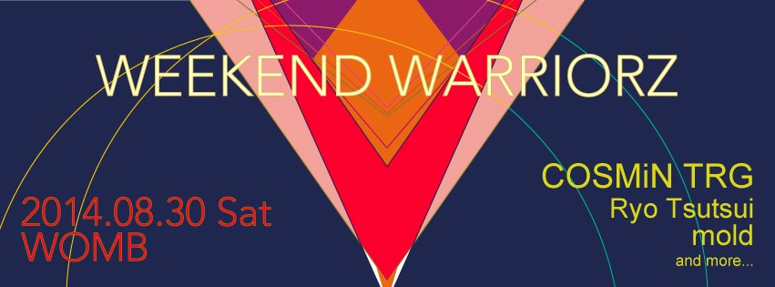 WEEKEND WARRIORZ@WOMB