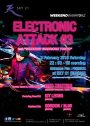 SKY21meets<ELECTRONIC ATTACK#3>feat.