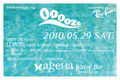 Ooooze presents the Pool Side Water Bar @ ageHa supported by Ray-Ban